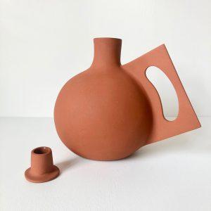 Teapot vase 4